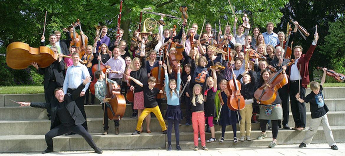 Das Dahlemer Kammerorchester